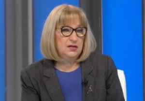 Цецка Цачева вече представя идеите на Цацаров като препоръки на Брюксел