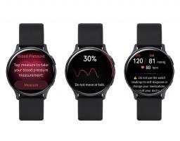 Samsung разширява възможностите за измерване на кръвно налягане и изготвяне на електрокардиограмата чрез Galaxy Watch3 и Galaxy Watch Active2 в още 31 държави