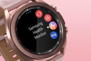 Обновеното приложение Samsung Health Monitor е налично за България на Galaxy Watch 3 и Galaxy Watch Active 2