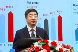 Huawei представи отчета си за 2020 година