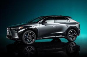 Световна премиера на Toyota bZ4X Concept