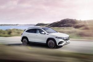 Тестдрайв: електрическото бъдеще на Mercedes е впечатляващо