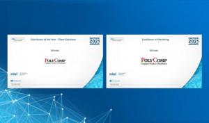 Polycomp с награди от Dell technologies
