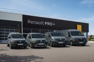 Обновената гама на Renault Pro+ прави своята премиера на Truck Expo 2021