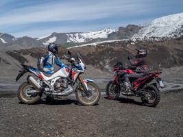 Емблематичните Africa Twin и Africa Twin Adventure Sport с нов облик и подобрения