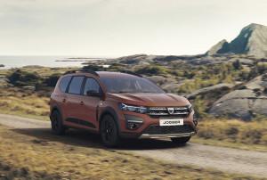 Dacia преоткрива 7-местния семеен автомобил с Jogger