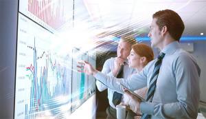 Fujitsu с поглед върху бъдещето на банките
