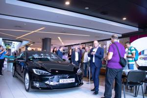 Стартира първото в България изложение за електромобили