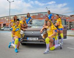 Шампионките от волейболен клуб