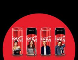 Кеновете на Coca-Cola оживяват в добавена реалност
