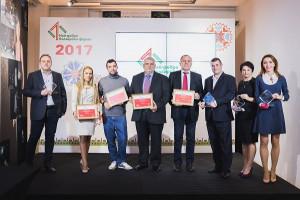 За седма поредна година бяха отличени най-добрите български фирми в конкурс, организиран от Първа инвестиционна банка