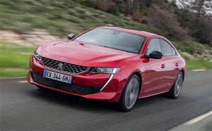 Новият Peugeot 508 спечели наградата за дизайн на годината на списание