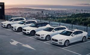 Volvo Cars с рекордни продажби през 2018 г. в световен мащаб