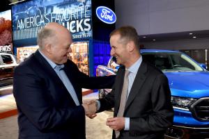 Volkswagen AG и Ford Motor Company обявиха глобалния си съюз