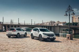 Хибридният Honda CR-V пристигна в България