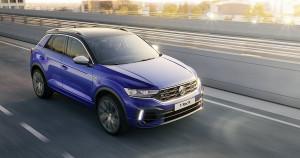 Volkswagen T-Roc R – новият топ модел на компактния кросоувър със световна премиера в Женева