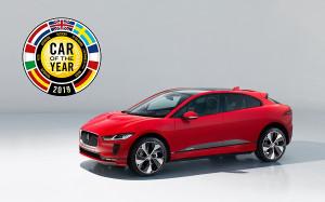 Новият Jaguar I-Pace е европейски автомобил на годината
