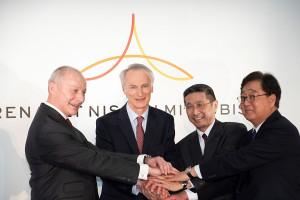 Renault, Nissan и Mitsubishi Motors обявиха намерението си за създаването на нов оперативен съвет на Алианса