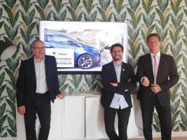 WWF Франция и Groupe Renault обявяват партньорство
