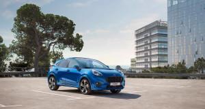 Ford  представи новия кросоувър Puma