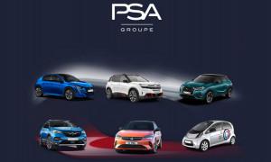 Световните продажби на PSA Group достигат 1,9 млн. броя за първото полугодие на 2019