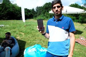Състезателят Кирил Николов-Дизела ще ползва мобилно приложение при нов опит за рекорд