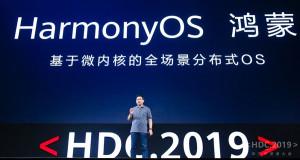 Huawei представи нова разпределена операционна система HarmonyOS