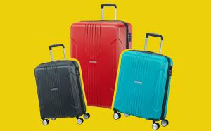 Заредете се с нов куфар Tracklite