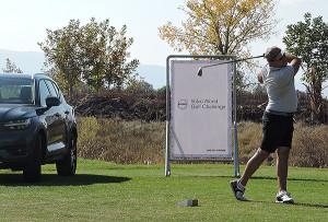 Юли Ботев е големият победител в 14-то издание на Volvo World Golf Challenge Bulgaria