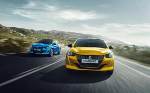 Новият Peugeot 208 бе избран за