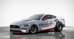 Ford Performance представя изцяло електрическия Mustang Cobra Jet 1400