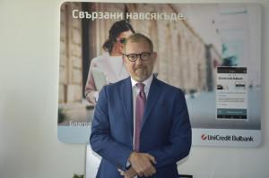 Марио Колари е новият Директор Глобално банково обслужване на